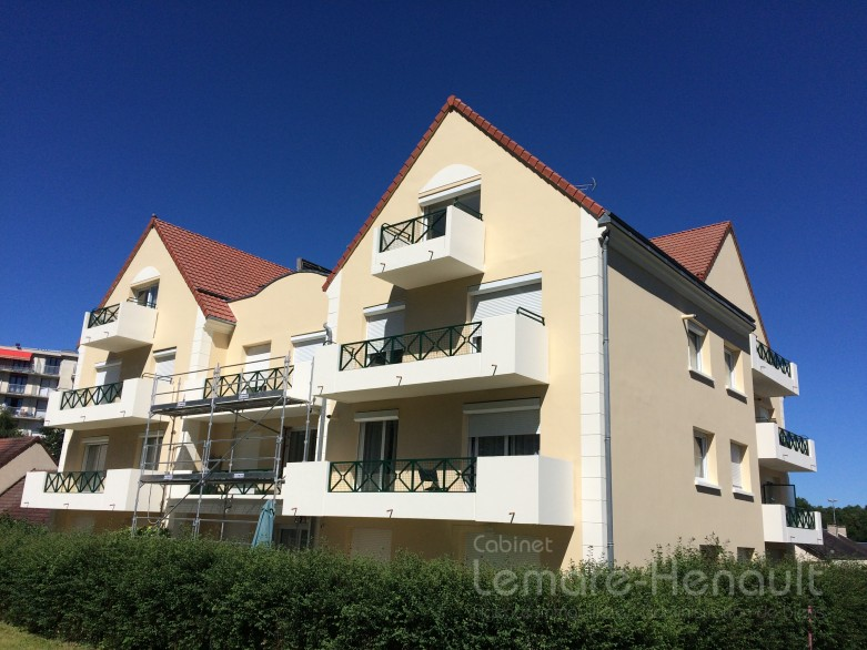 Appartement terrasse Dreux 2 chambres