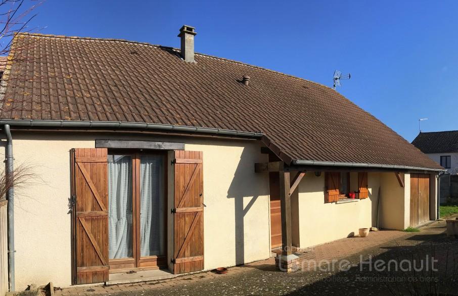 Vernouillet - Les Corvées Maison 3 chambres jardin garage