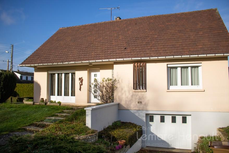 Pavillon sur sous-sol 4 chambres Vernouillet